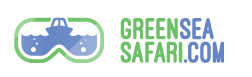 green sea safari logo